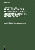 Reallexikon der Assyriologie und Vorderasiatischen Archäologie 10