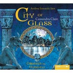 City of Glass / Chroniken der Unterwelt Bd.3 (MP3-Download) - Clare, Cassandra