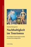 Nachhaltigkeit im Tourismus