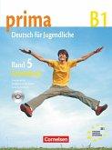 Prima - Deutsch für Jugendliche 5. Arbeitsbuch mit CD