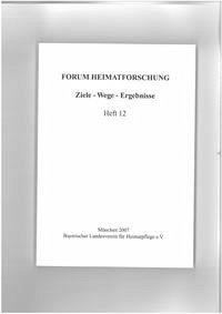 Schrift- und Sachzeugnisse zur Heimatforschung. Inschriften, Orts- und Flurnamen, Geld und Wappen