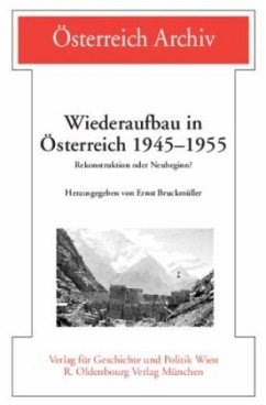 Wiederaufbau in Österreich 1945-1955