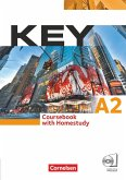 Key. Europäischer Referenzrahmen: A2 Kursbuch