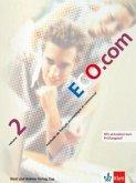 Livre de l'étudiant, m. 2 Audio-CDs / Eco.com Bd.2