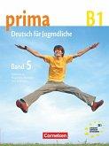 Prima - Deutsch für Jugendliche 5. Schülerbuch