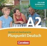 1 Audio-CD (Lektion 1-7) / Pluspunkt Deutsch, Ausgabe 2009 Bd.A2/1