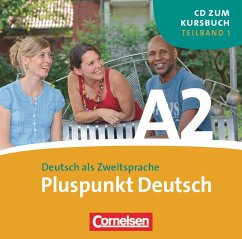 1 Audio-CD (Lektion 1-7) / Pluspunkt Deutsch, Ausgabe 2009 Bd.A2/1 - Jin, Friederike