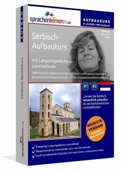 Serbisch-Aufbaukurs, PC CD-ROM m. MP3-Audio-CD