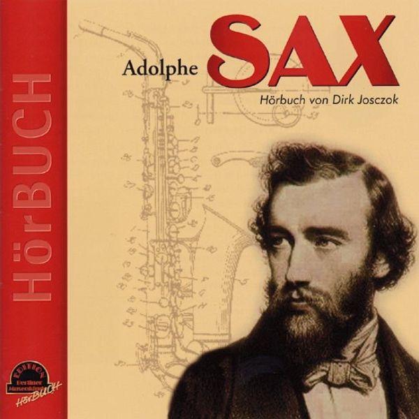 201 Geburtstag Von Adolphe Sax