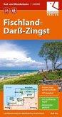 Rad- und Wanderkarte Fischland-Darß-Zingst 1 : 40 000