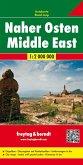 Naher Osten, Autokarte 1:2 Mio.