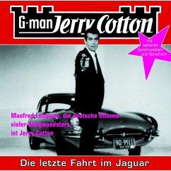 Folge 5: Die letzte Fahrt im Jaguar (MP3-Download) - Cotton, Jerry