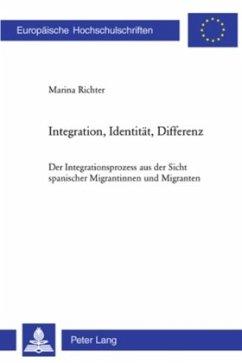 Integration, Identität, Differenz - Richter, Marina