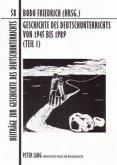 Geschichte des Deutschunterrichts von 1945 bis 1989 (Teil 1)