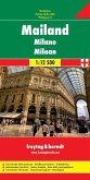 Freytag & Berndt Stadtplan Mailand. Milano. Milaan