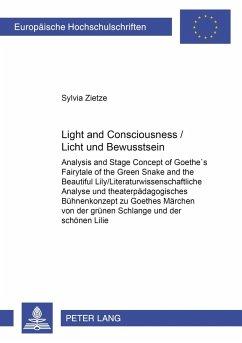 Light and Consciousness. Licht und Bewusstsein