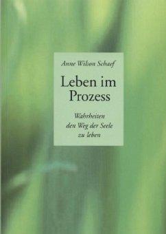 Leben im Prozess - Schaef, Anne Wilson
