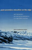 Post-Secondary Education on the Edge