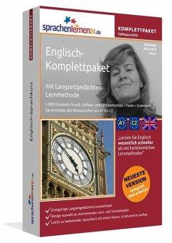 Englisch-Komplettpaket, DVD-ROM