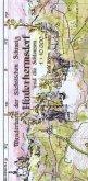 Hinterhermsdorf und die Schleusen 1 : 10 000