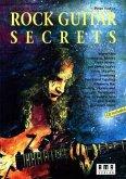 Rock Guitar Secrets, für Gitarre (Akustik + E), m. Audio-CD