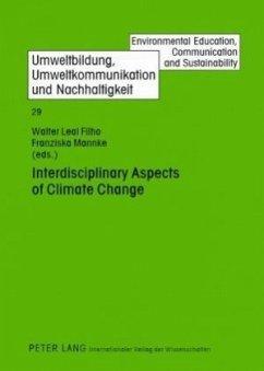 Interdisciplinary Aspects of Climate Change