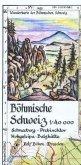 Böhmische Schweiz 1 : 40 000