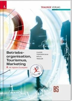 Betriebsorganisation, Tourismus, Marketing