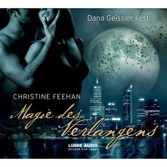 Magie des Verlangens / Dark Carpathians Bd.4 (MP3-Download) - Feehan, Christine