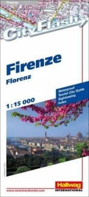 Hallwag City Flash Florenz / Firenze