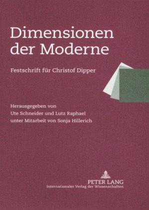 Dimensionen Der Moderne Portofrei Bei Bücherde Bestellen