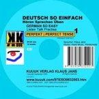 Deutsch So Einfach - Hören Sprechen Üben 1 - German So Easy - Talk Listen Practise 1
