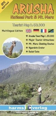 Arusha National Park & Mt. Meru