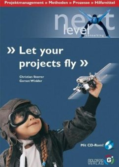 Let your projects fly, w. CD-ROM - Sterrer, Christian; Winkler, Gernot