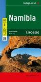 Freytag & Berndt Autokarte Namibia 1:1 Mio.; Namibie