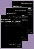 Grundkurs Philosophie des Geistes - Gesamtwerk, 3 Bde. / Grundkurs Philosophie des Geistes Bd.1-3