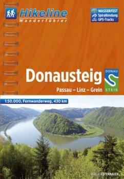 Hikeline Wanderführer Donausteig