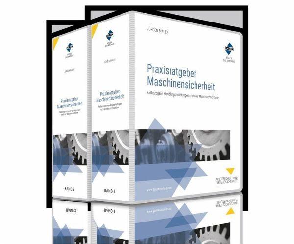 Praxisratgeber Maschinensicherheit - Lenz, Tobias; Otto, Michael