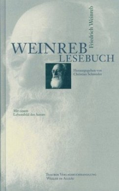 Weinreb Leseburch - Weinreb, Friedrich