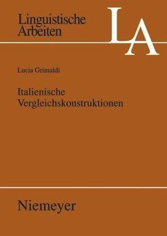 Italienische Vergleichskonstruktionen