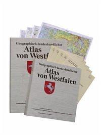 Geographisch-landeskundlicher Atlas von Westfalen. Lieferung VI