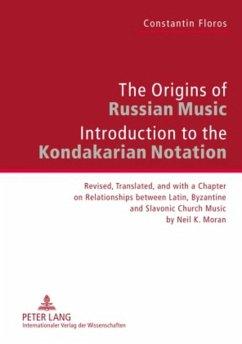 The Origins of Russian Music - Floros, Constantin