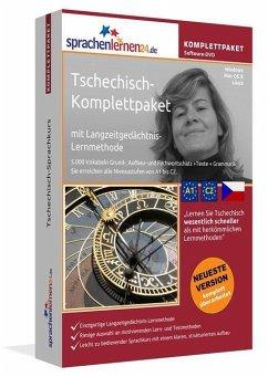 Tschechisch-Komplettpaket, DVD-ROM