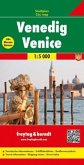 Freytag & Berndt Stadtplan Venedig; Venezia; Venetie