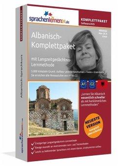 Albanisch-Komplettpaket, DVD-ROM