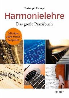 Studienbuch Musik: Neue Harmonielehre - Harmoni...