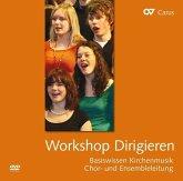 Workshop Dirigieren, 1 DVD / Basiswissen Kirchenmusik