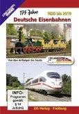 175 Jahre Deutsche Eisenbahnen 1835 bis 2010