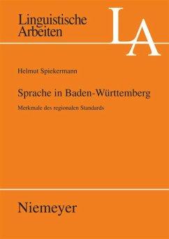 Sprache in Baden-Württemberg