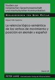 La valencia lógico-semántica de los verbos de movimiento y posición en alemán y español